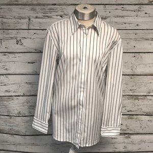 NWT Lauren Ralph Lauren Button Down Shirt